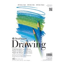 """Strathmore Drawing Paper Pad, 200 Series, 5.5"""" x 8.5"""""""