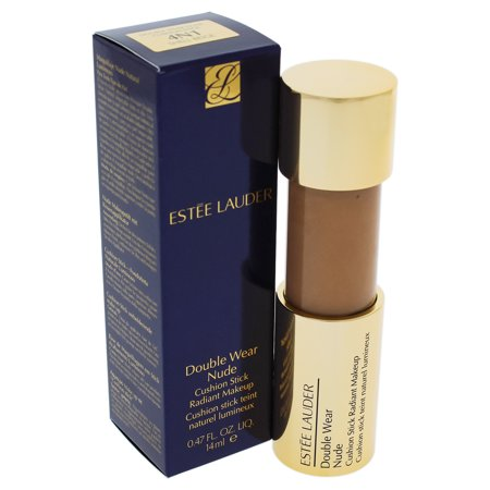 - Double Wear Nude Cushion Stick Radiant Makeup - 4N1 Shell Beig by Estee Lauder - 0.47 oz Foundation