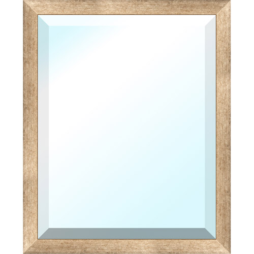 """PTM Images 18"""" x 22"""" Mirror, Champagne"""
