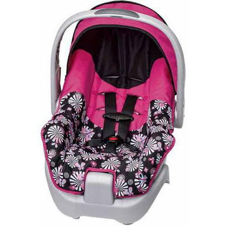 evenflo nurture infant car seat choose your pattern. Black Bedroom Furniture Sets. Home Design Ideas