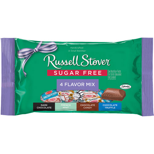Russell Stover Sugar Free Candies, 9 oz