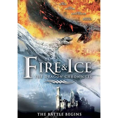 Fire and Ice: The Dragon - Fire And Ice Halloween Movie