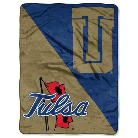 Tulsa Golden Hurricane The Northwest Company 46'' x 60'' Halftone Micro Throw
