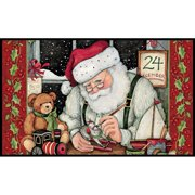 Santa's Workshop Doormat,  by Lang Companies