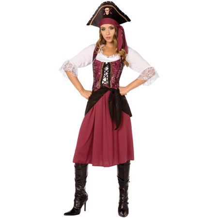 Pirate Wench Adult Costume (Pirate Wench)