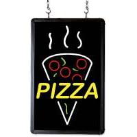 Ultra-Bright Pizza Sign