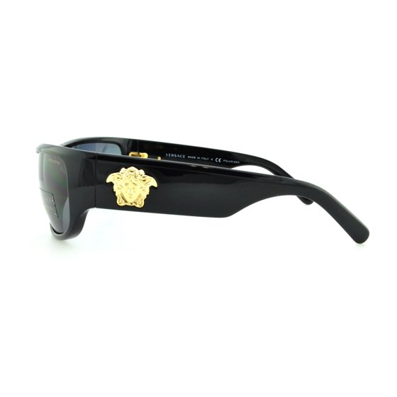 755f2b88ae7ec VERSACE - Sunglasses VE 4276 GB1 81 Black 63MM - Walmart.com