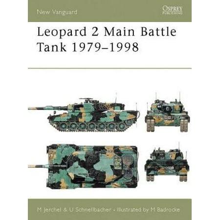 Leopard 2 Main Battle Tank 1979–98 - eBook