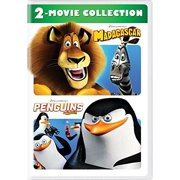 Madagascar/Penguins Of Madagascar: 2-Movie Collection (DVD)
