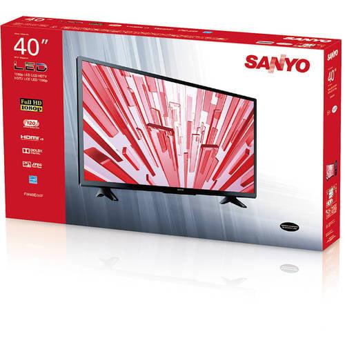 Sanyo 1080p 40