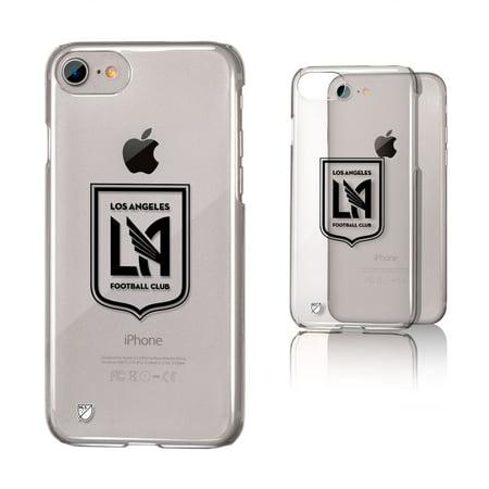 Los Angeles Footbal Club LAFC Insignia Clear Case for iPhone 8 / 7 / (Club Case)