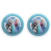 Philips Disney Frozen Elsa Anna Olaf Battery LED Push Touch Night Light (2 Pack)