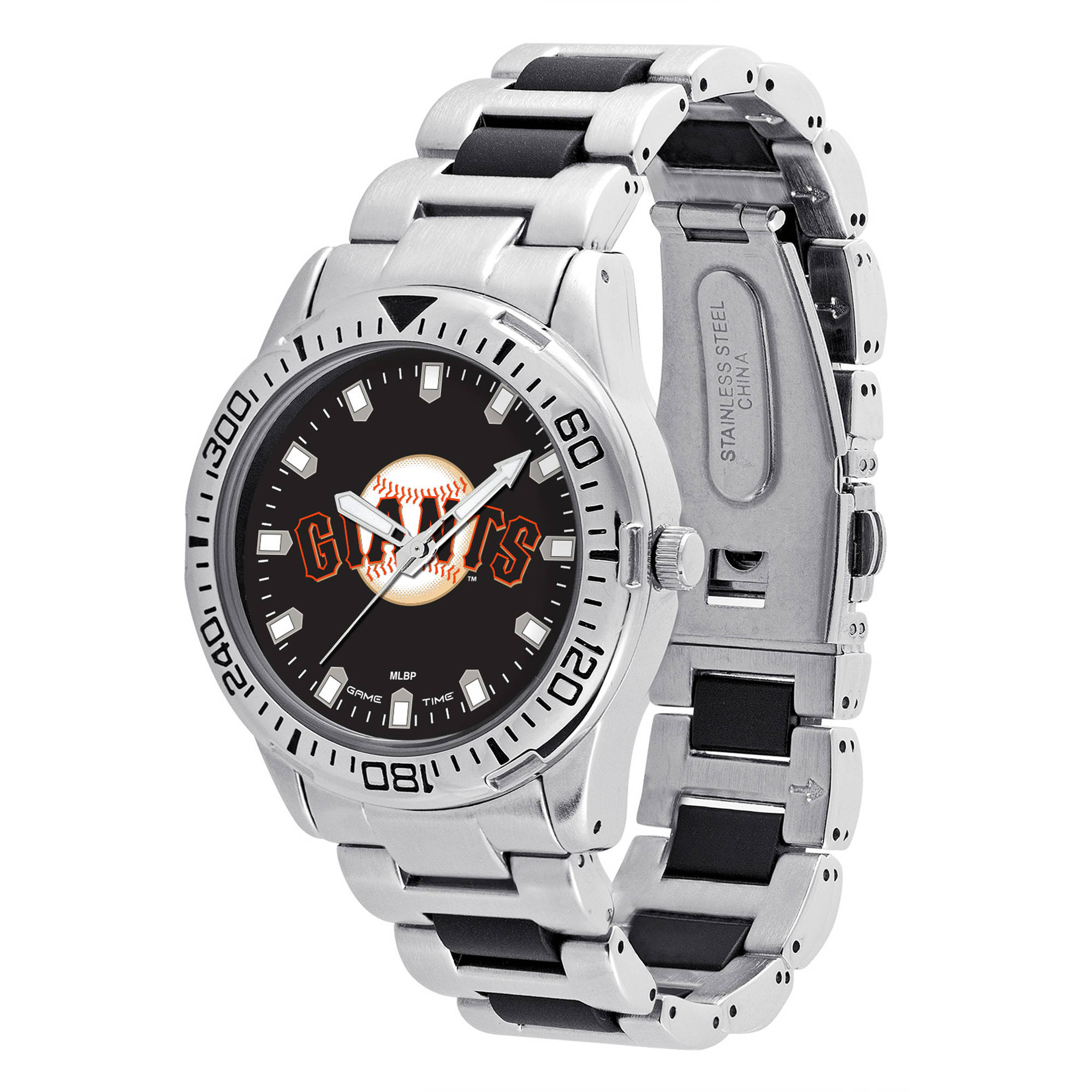 Game Time MLB Men's San Francisco Giants Heavy Hitter Series Watch
