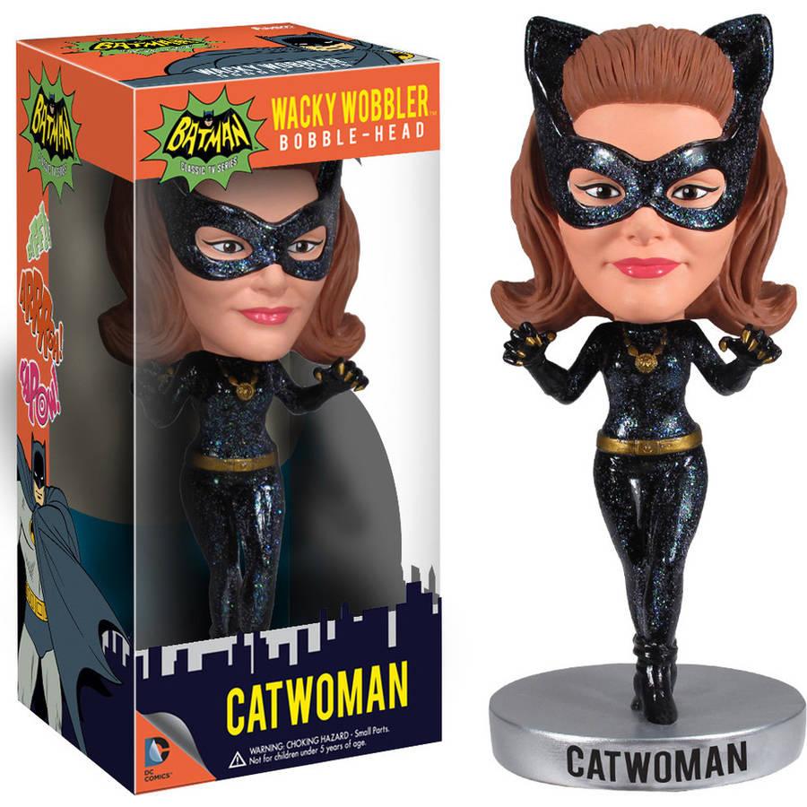 Funko Wacky Wobbler: DC Comics, 1966 Catwoman 3138