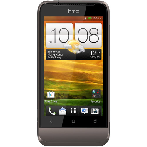 Refurbished HTC - One (M7) PN07120 4G with 32GB Memory Cell Phone - Silver (AT&T)