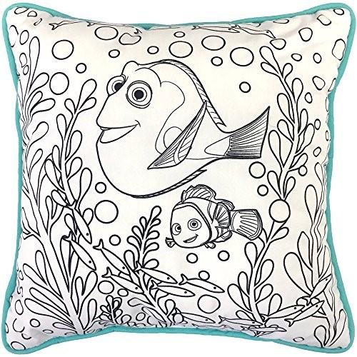 Disney Finding Dory Color Me Pillow, 1 Each