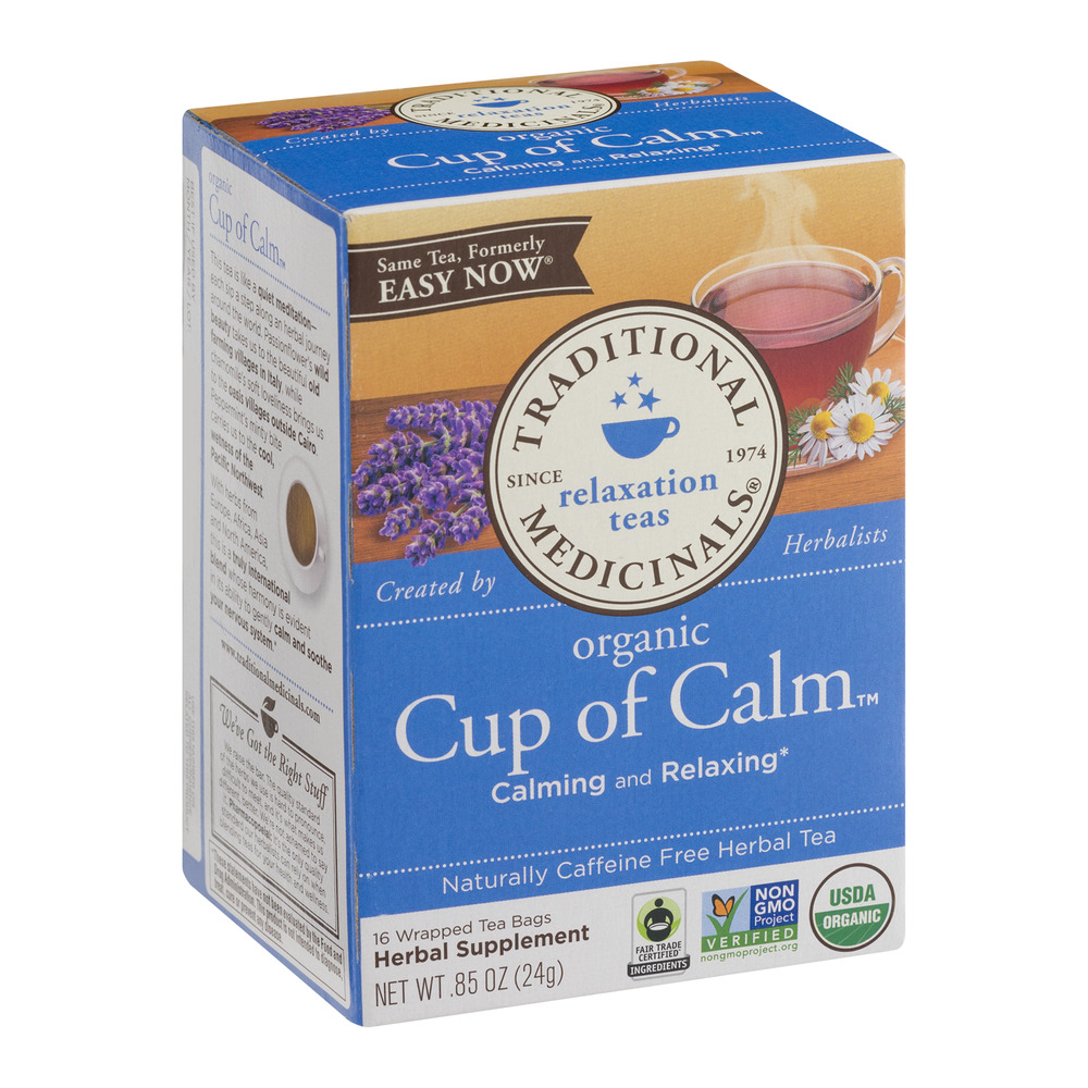 TRADITIONAL MEDICINAL CUP OF CALM
