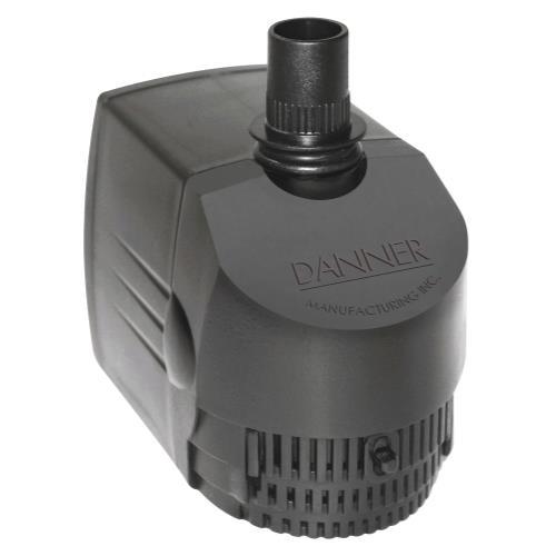 Danner Supreme Hydroponics Submersible Pump 200 GPH (Grower's Pump) (6/Cs)