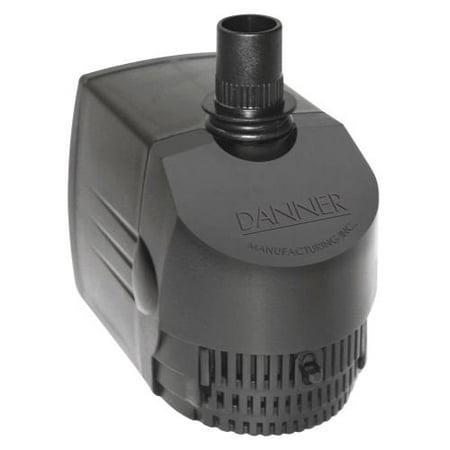 Danner Pump Bag - Danner Supreme Hydroponics Submersible Pump 200 GPH (Grower's Pump) (6/Cs)