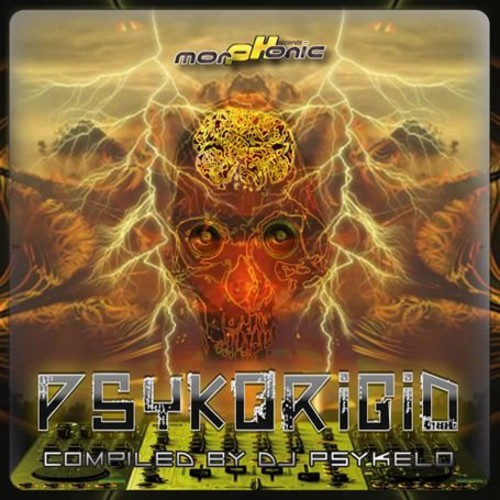 Psykorigid Compiled By DJ Psykelo / Various