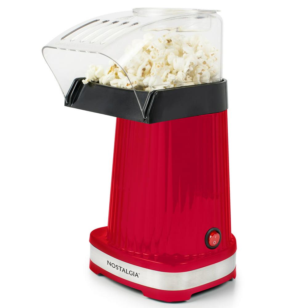 Nostalgia 16 Cup Hot Air Popcorn Maker