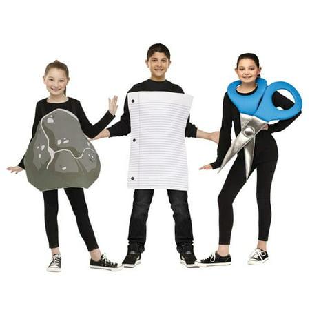Morris Costumes Fw130992 Rock Paper Scissor Up Costume  44  Size 14