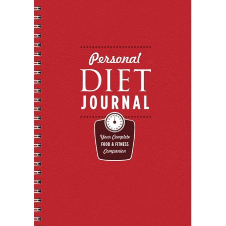 Personal Diet Journal: Your Complete Food & Fitness Companion (Paperback)