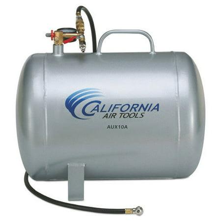 California Air Tools CAT-AUX10A 10 Gallon Lightweight Portable Aluminum Air Tank