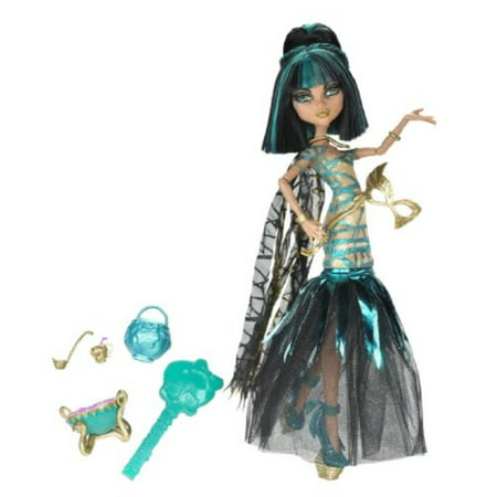 monster high ghouls rule cleo de nile doll](Monster High Ghouls Rule Halloween Dolls)