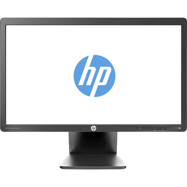 HP EliteDisplay E201 20-inch LED-Backlit LCD Monitor