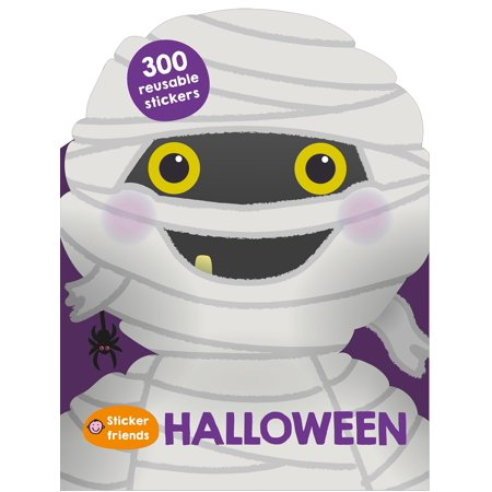 Sticker Friends: Halloween : 300 Reusable Stickers](Friends Ross Halloween)