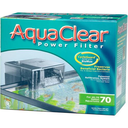 Aqua Clear 70 (300) Filter with Media