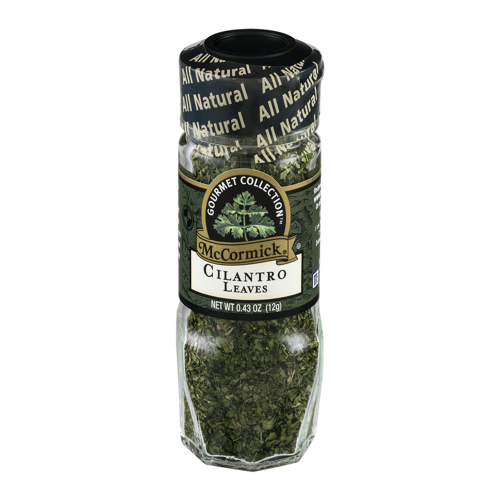 McCormick Gourmet Collection Cilantro Leaves, 0.43 OZ