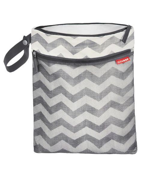 Baby Zipper Diaper Bags for Travel Beach Pool Stroller Wet Bag