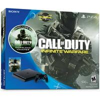 PlayStation 4 Slim COD Infinite Warfare 500GB Console