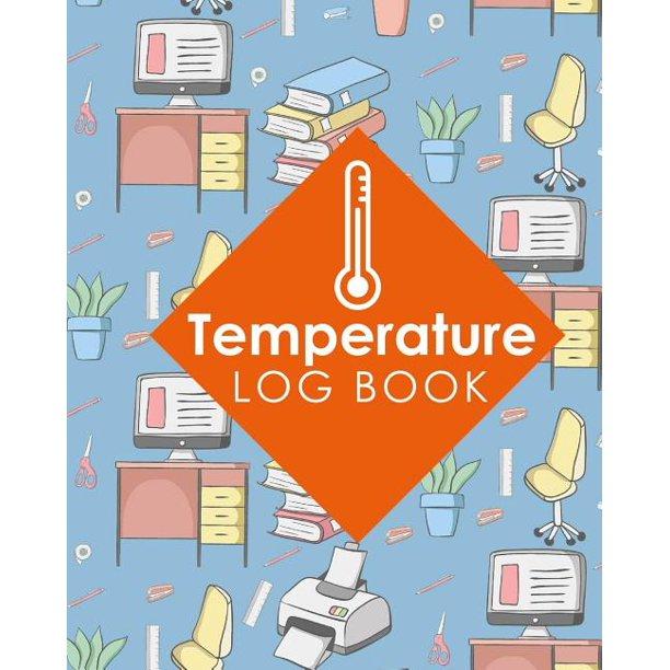 Temperature Log Book: Cooling Temperature Log Sheet