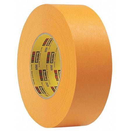 Masking Tape,60 yd. L,PK12 3M 2525