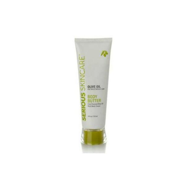Serious Skincare Serious Skincare Olive Oil Body Butter Hsn Customer Pick Walmart Com Walmart Com
