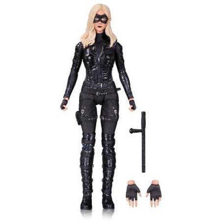 DC Arrow Black Canary Action Figure [Laura]
