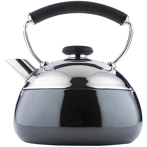 Copco Fusion Stainless Steel Pewter 2qt Tea Kettle