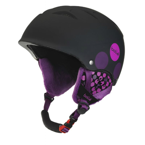 *Bolle Helmets 30814 Soft Black Dots 53-57cm B-Free by Supplier Generic