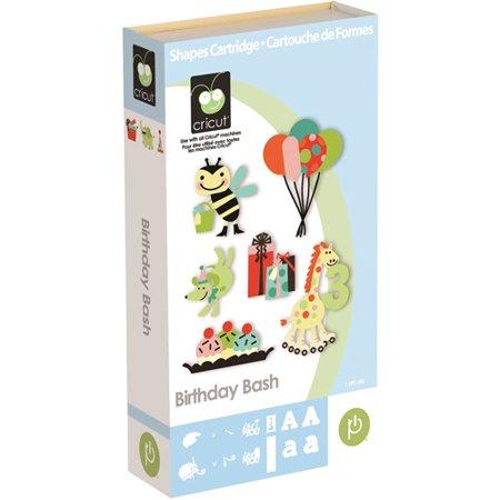 Cricut Birthday Bash Cartridge ()