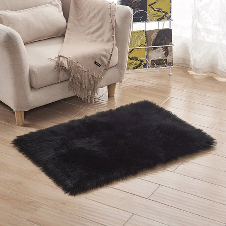 Activity & Gear Baby Playmats Wool Imitation Sheepskin Rugs Faux Fur Bedroom Shaggy Carpet Window Mats Livingroom Decor Sofa Office Mats