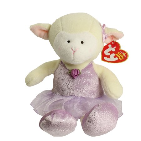 TY Beanie Baby - ARABESQUE the Ballerina Lamb (8.5 inch)