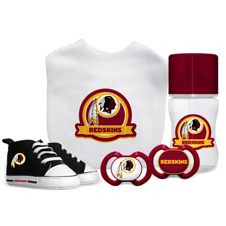 NFL Washington Redskins 5-Piece Baby Gift Set