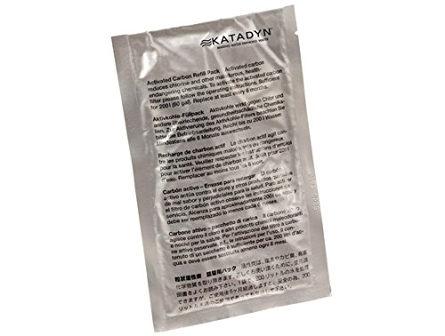 Vario Replcment Carbon, Katadyn Vario Accessories Carbon Replacement 8015036 By Katadyn by