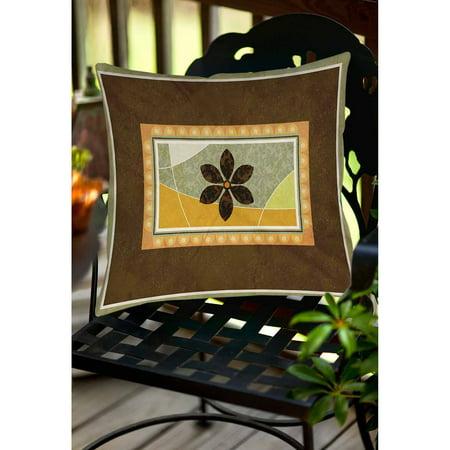 Thumbprintz Graphic Garden Sabrina Indoor/Outdoor Pillow