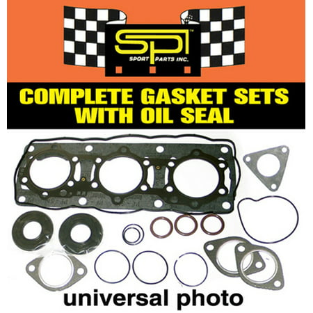 SPI 09-711206 Spi Full Gasket Set Polaris INDY XCR SP LC/3 600 1996
