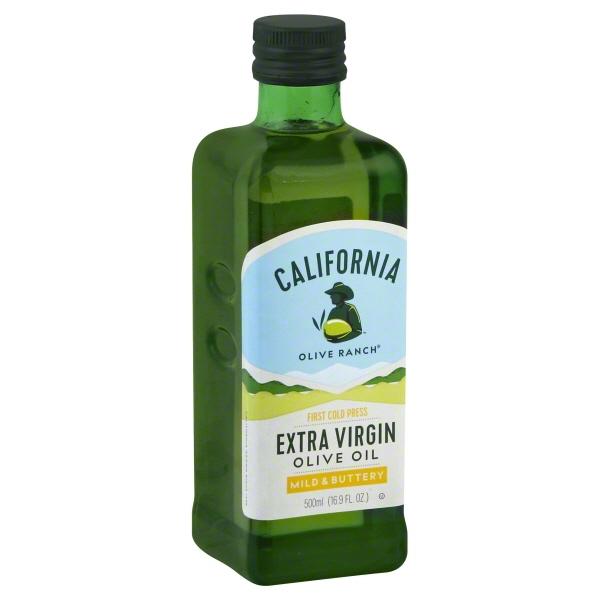 California Olive Ranch Mild & Buttery Extra Virgin Olive Oil (Destination Series) 16.9 FL OZ