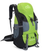 Zimtown 50L Hiking Backpack, Outdoor Sport Daypack Travel Bag